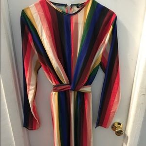 Rainbow dress... we all need a rainbow ASOS